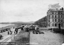 Promenade 1898, Pwllheli