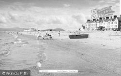 South Beach c.1960, Pwllheli