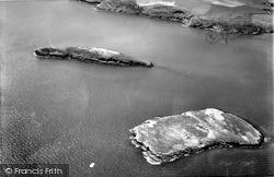 St Tudwal's Island c.1962, Pwllheli