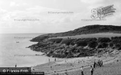 Pwllheli, The Bay 1957