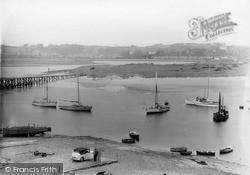 The Harbour 1948, Pwllheli