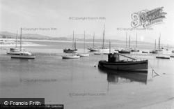 The Harbour 1959, Pwllheli