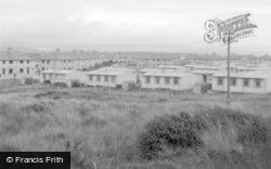 Pwllheli, The New Estate 1951