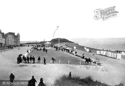 The Promenade 1898, Pwllheli
