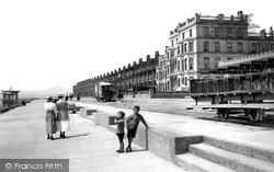 The Promenade 1921, Pwllheli