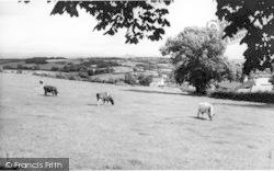 View From Caernarvon c.1960, Pwllheli
