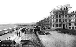 West End Promenade 1898, Pwllheli