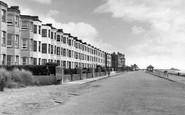 Pwllheli, West End Promenade c1950