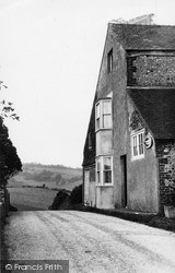 Pyecombe, The Forge c.1955