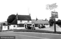 Pyecombe, The Plough c.1955