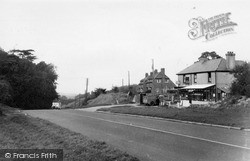 Pyecombe, The Post Office c.1955