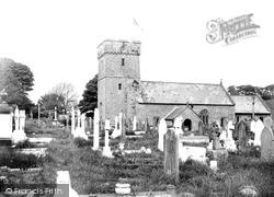 St James Church 1936, Pyle