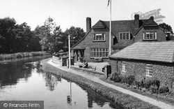 Pyrford, The Anchor Inn c.1955