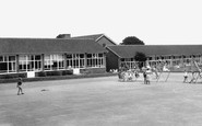 Pyrford, the School c1965