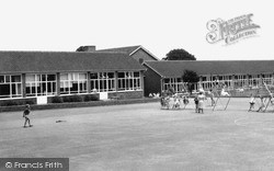 Pyrford, The School c.1965