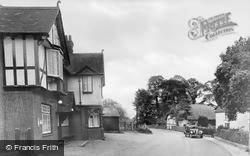 Quainton, Lower Street c.1955