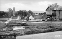The Cross c.1955, Quainton