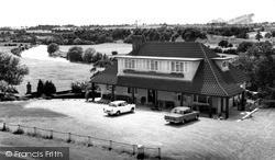 Quatford, The Severn Valley Café c.1965