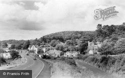 Quatford, The Village c.1965