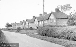 Queen Camel, South View c.1955