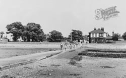 Queenborough, Harbourside 1952