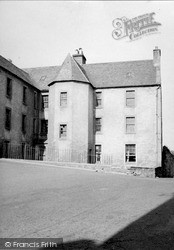 Queensferry, Plewlands House 1952