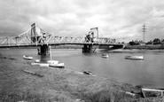 Queensferry, the Bridge c1960