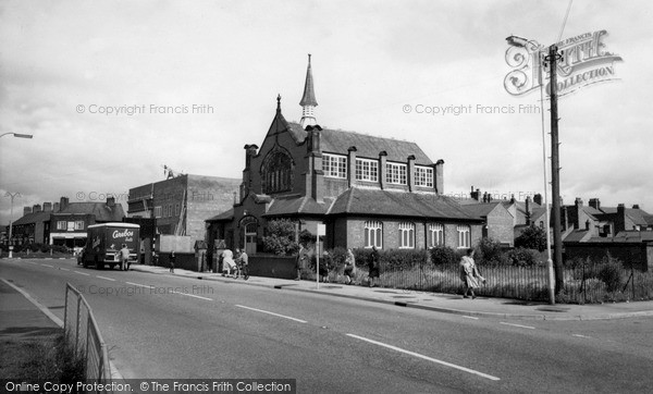 Queensferry, the Chapel c1960