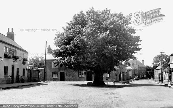 Queniborough, the Village c1955
