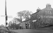 Quernmore, the Crossroads c1955
