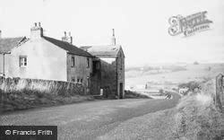 Quernmore, The Old Smithy c.1955