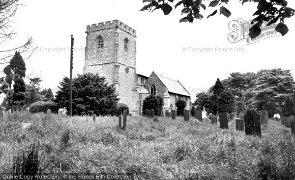 Quorn, the Church c1960