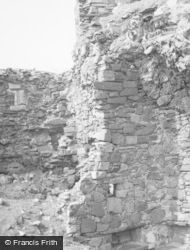 Raasay, Brochel Castle 1962