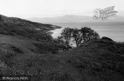 Raasay, View Near Brochel 1962