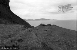 Raasay, View Near Hallaig 1962