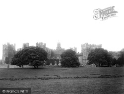 1893, Raby Castle
