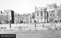 c.1955, Raby Castle