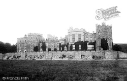 From The South 1893, Raby Castle