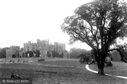 From The South East 1893, Raby Castle