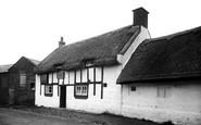 Raby, the Wheatsheaf Inn c1950