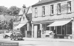 Radcliffe On Trent, Post Office c.1955