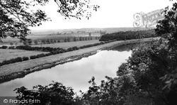 Radcliffe On Trent, River Trent c.1955