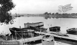 Radcliffe On Trent, The Ferry c.1955