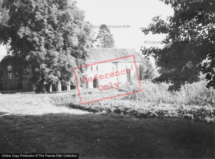 Photo of Radepont, Abbey Notre Dame De Fontaine Guérard 1964