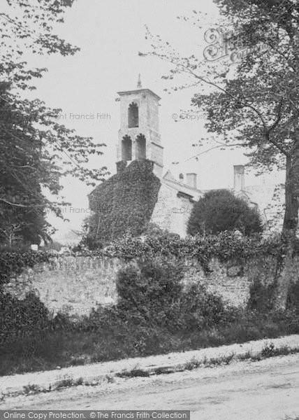 Photo of Radipole, St Ann's Church 1898