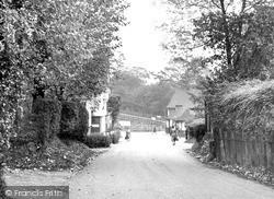 Radlett, Aldenham Road c.1955