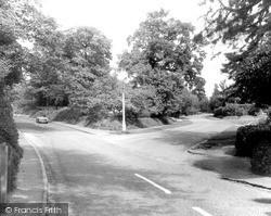 Radlett, Canons Close c.1960