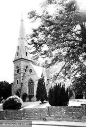 Radlett, Christ Church c.1960