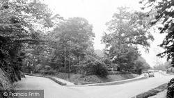 Radlett, Shenley Hill c.1955