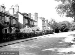 Radlett, The Drive c.1955
